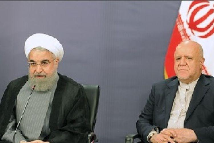 شرکت ملی گاز ایران افتخار دولت است