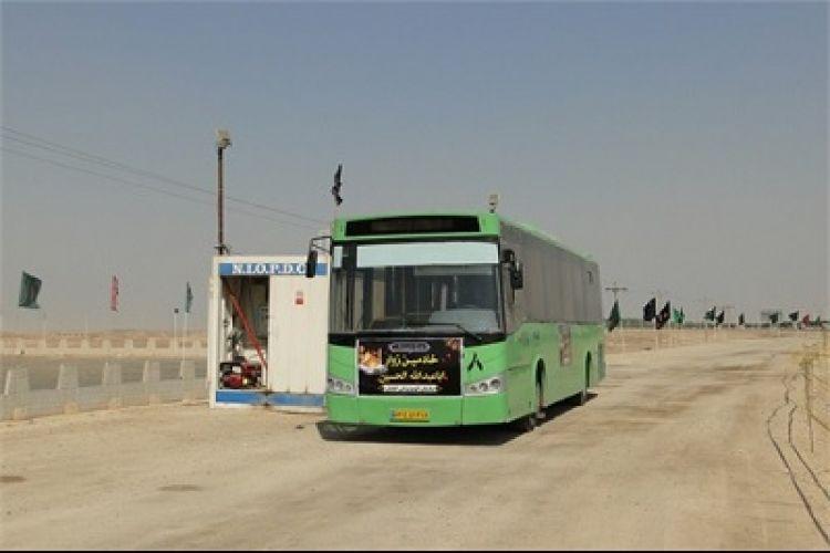 استقرار9جایگاه سیارعرضه سوخت در مسیر زوار حسینی