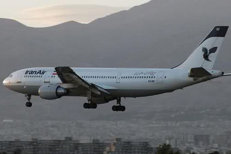 معافیت یک شرکت هواپیمایی از تحریمهای آمریکا علیه ایران