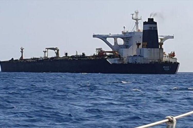 نفتکش ایرانی گریس-1 امروز آزاد میشود