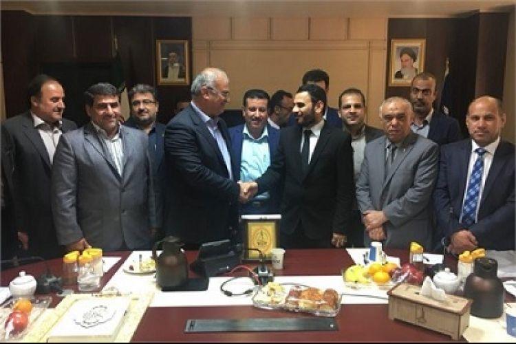 تسهیل همکاری شرکت ملی حفاری درمیادین نفتی عراق