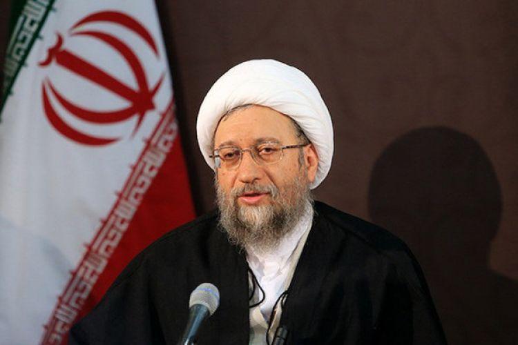 آملی لاریجانی خطاب به روسای دادگستریهای کشور: دادخواستهای مربوط به بانک مرکزی را قبل از هر اقدام به اطلاع رییس قوه قضاییه برسانید