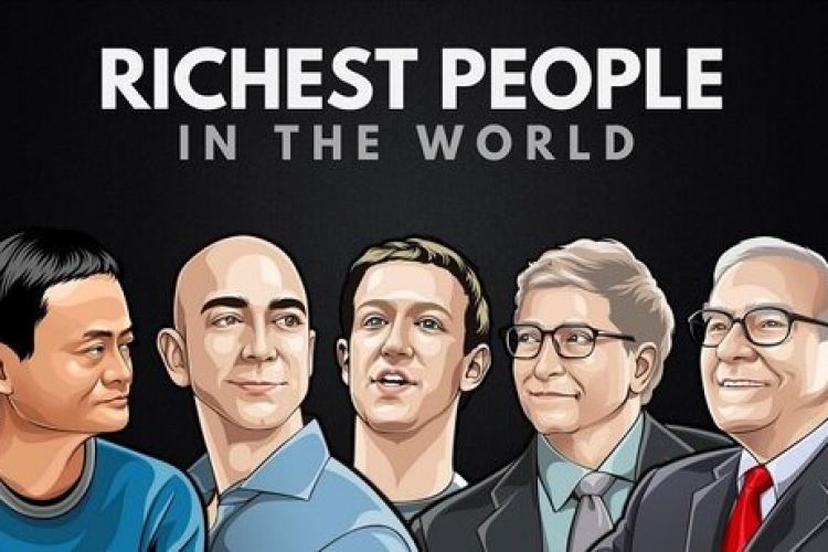 آشنایی با 10 ثروتمند نخست جهان به تفکیک زن و مرد