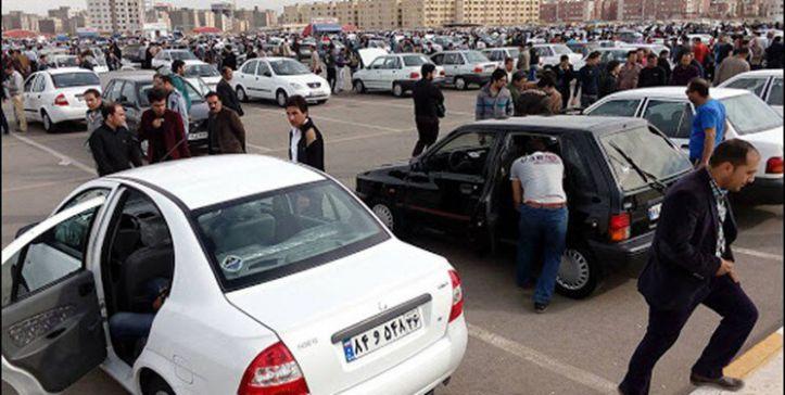 ریزش قیمت اکثر مدل های خودرو/207 اتوماتیک 385 میلیون تومان شد