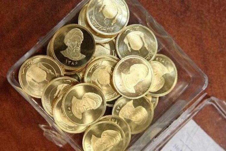 قیمت سکه 29 شهریور 1400 به 11 میلیون و 710 هزار تومان رسید