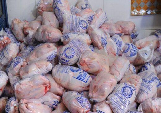 دلایل ترخیص نشدن محوله 90 تنی گوشت مرغ از گمرک