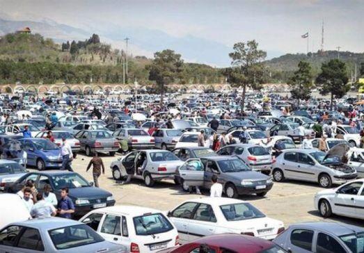 بازار خودرو بر مدار رکود/مردم منتظر کاهش قیمتها