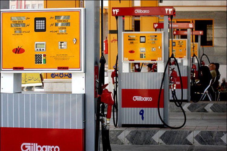 تعطیلی 40 پمپ بنزین بخاطر کرونا