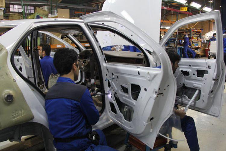 دستیابی به تیراژ روزانه دوهزار دستگاه در ایرانخودرو هدفگذاری شد