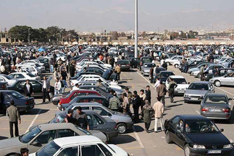نوسان قیمت در بازار خودرو
