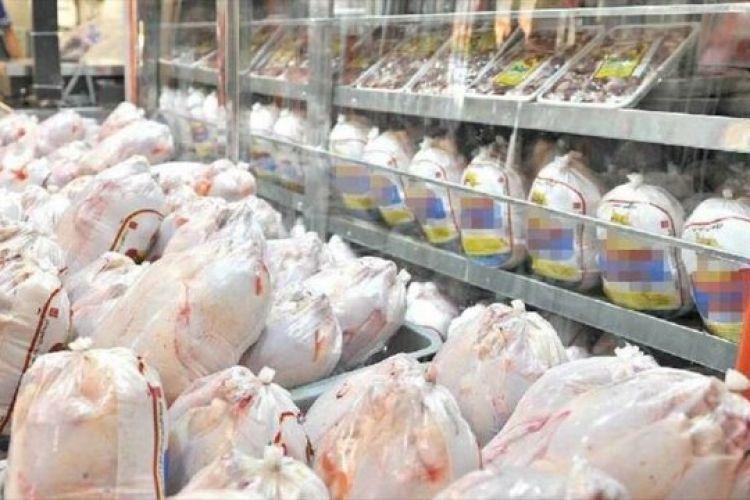 قیمت مرغ در بازار 47 درصد بالاتر از نرخ مصوب!