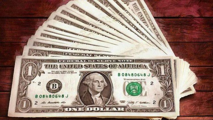 دلار به عقب رانده شد
