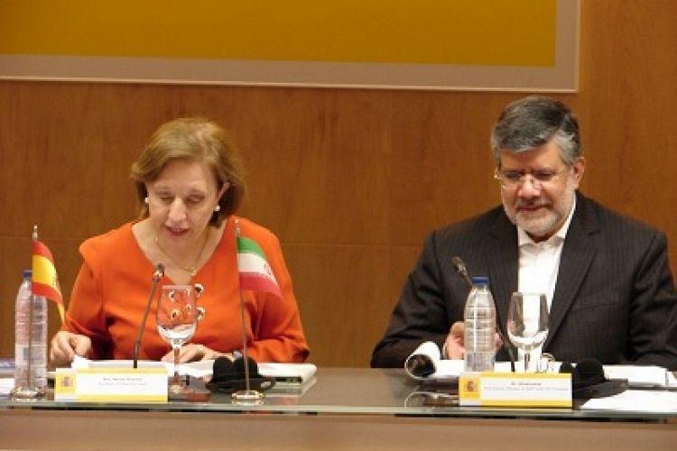 برگزاری کمیسیون مشترک اقتصادی ایران و اسپانیا