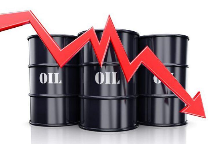 سقوط قیمت نفت بدون ترمز ماند