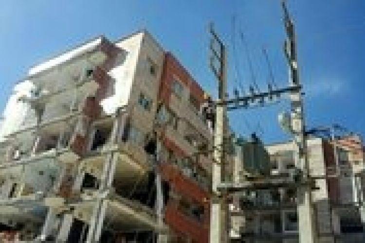 مهمترین اقدامات وزارت نیرو در مناطق زلزلهزده