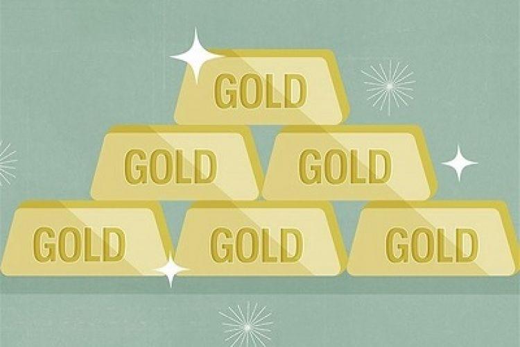 قیمت طلا به 1332 دلار رسید