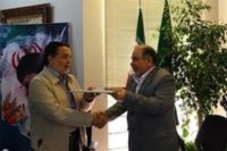 امضای تفاهمنامه همکاری بانک کشاورزی و سازمان اقتصادی آستان قدس رضوی