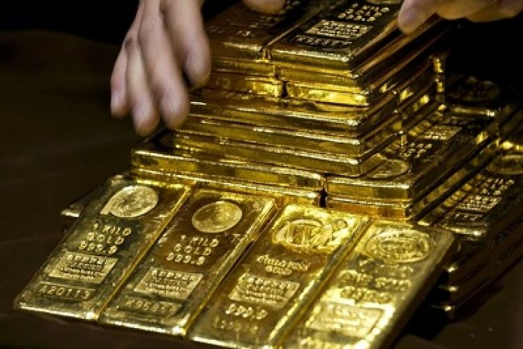 نوسان طلای جهانی در مرز 1300 دلار