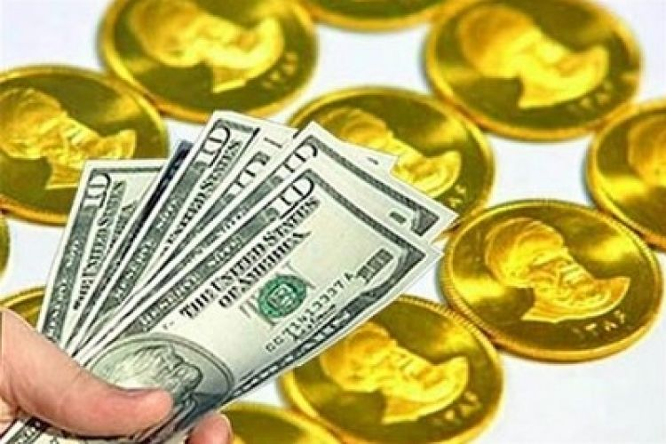 نوسانات قیمت سکه و ارز در بازار