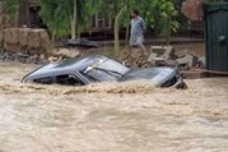 ادامه وضعیت خطر در استان استان گلستان تا فردا
