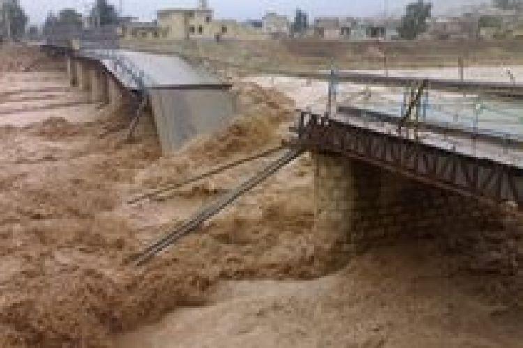 ریسک سیلاب در شهرهای لرستان بالاتر از روستاها است