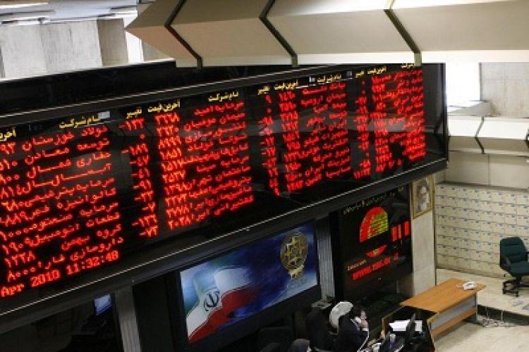 بورس در ابتدای معاملات درخشید
