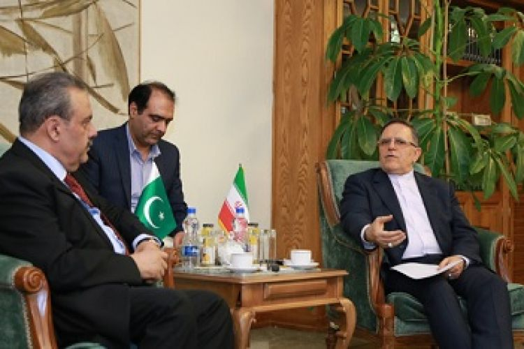 روابط بانکی ایران و پاکستان گسترش می یابد