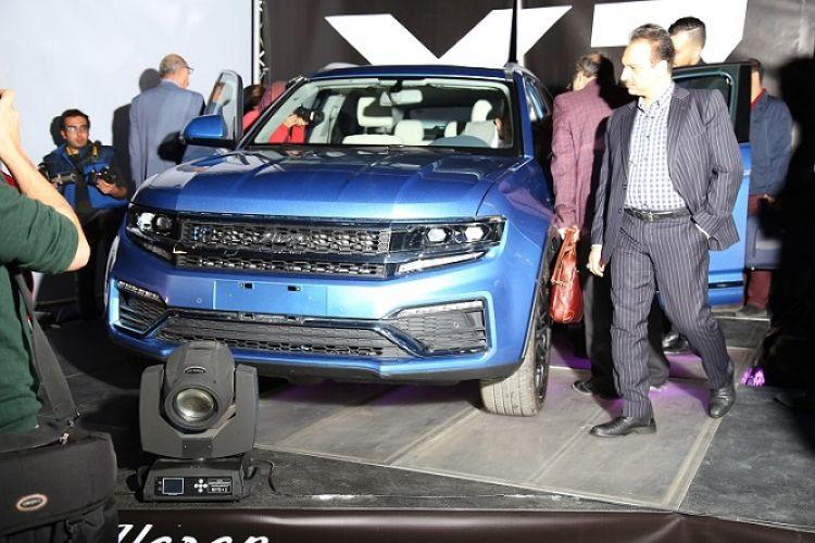 ورود دو خودرو چینی جدید گرانقیمت به بازار ایران