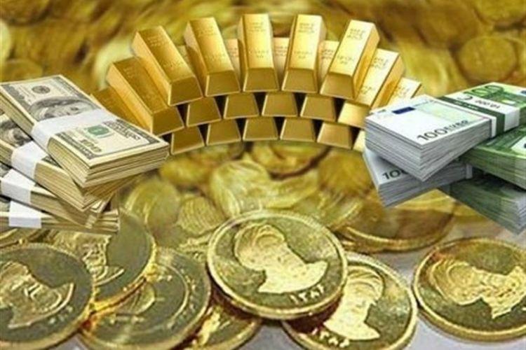 قیمت طلا، سکه و دلار امروز 1397/12/23 | بازار روی دور صعود