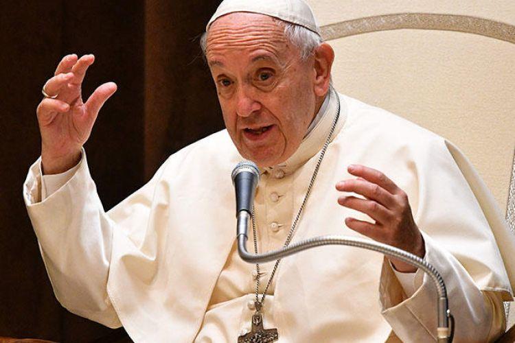  درخواست پاپ فرانسیس از تولید کنندگان نفت دنیا