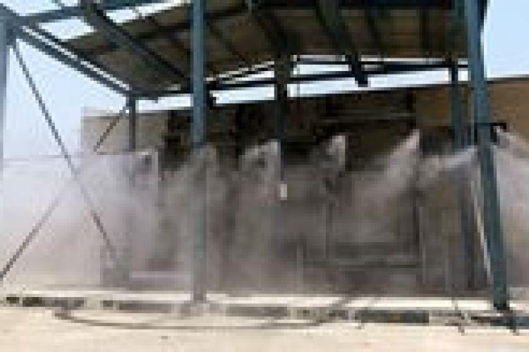 سامانه حذف بو با گاز ازن در ایستگاه فاضلاب بندرعباس راهاندازی شد