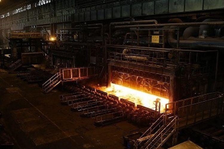 تولید آهن اسفنجی با خلوص بالای 94 درصد در کارخانه فولاد میانه