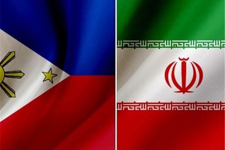 ایران به دنبال گسترش صادرات به فیلیپین
