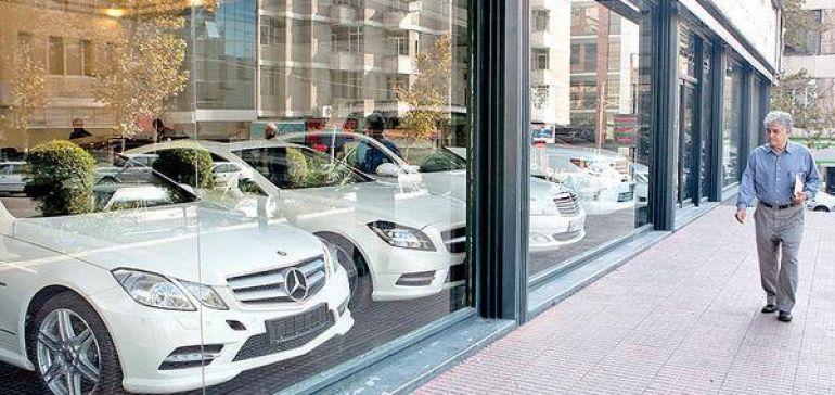 تغییر آرایش در بازار خودروهای وارداتی