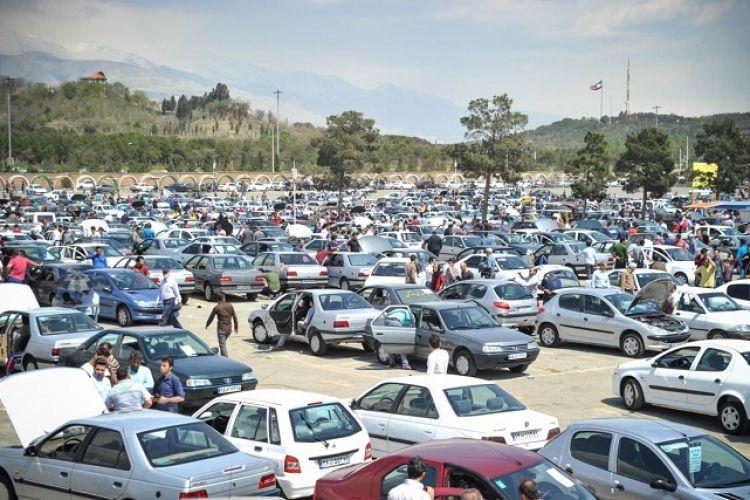 کرونا بازار خودرو را قفل کرد