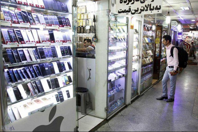 واردات گوشی رکورد زد!