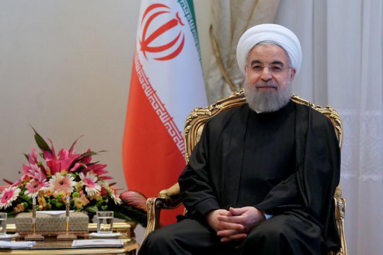 روحانی: تهران آماده گسترش روابط اقتصادی با رم است