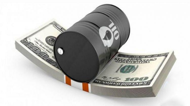 رشد یک درصدی قیمت نفت با کاهش ارزش دلار