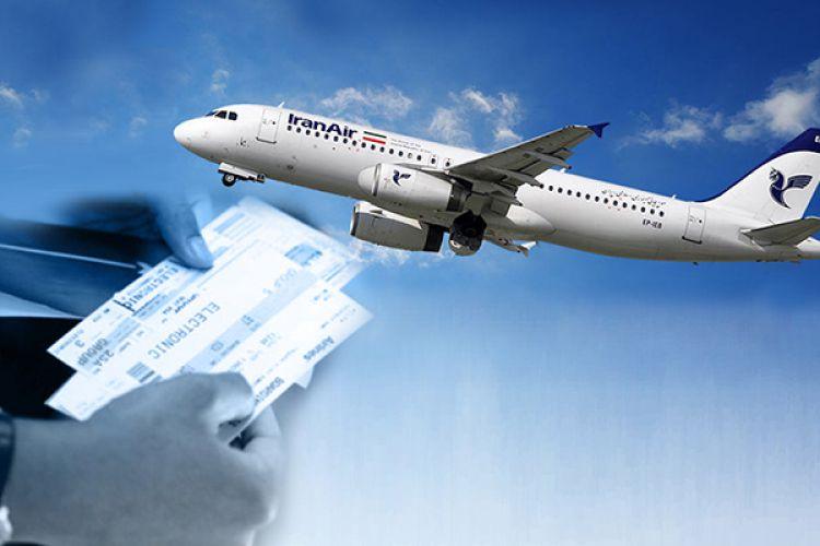 قیمت بلیت پرواز بازگشت اربعین چقدر است؟
