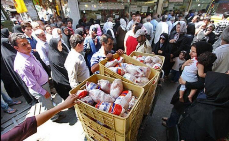 رونق صف خرید در آستانه شب عید! / گوشت قرمز به صورت قسطی با چک سه ماهه بفروش می رسد