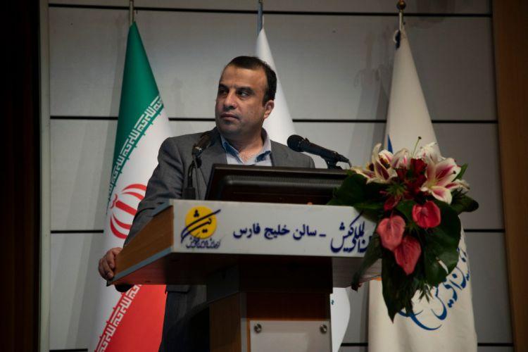فجر انرژی عرضه اکسیژن مایع را آغاز کرد