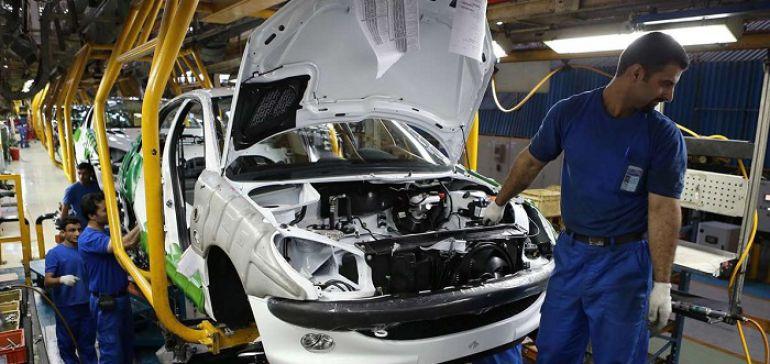 ترخیص خودروهای نیمهکاره توسط وزارت دفاع