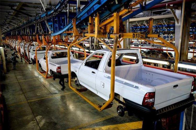 زیان 35 هزار میلیارد تومانی خودروسازان