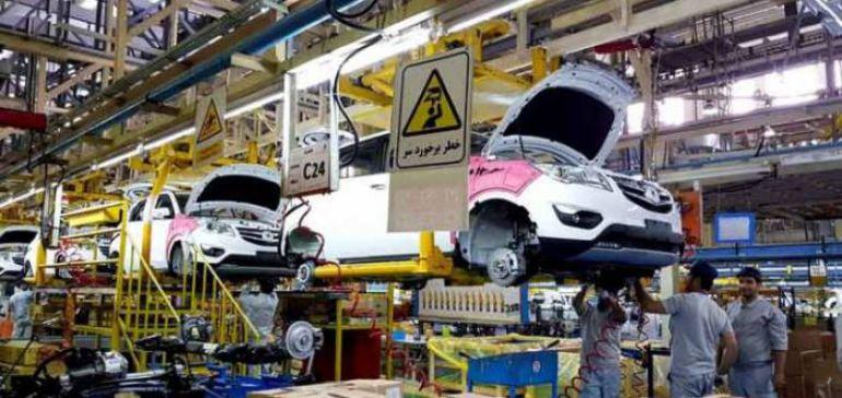 تاکید وزیر صمت بر تولید داخلی قطعات