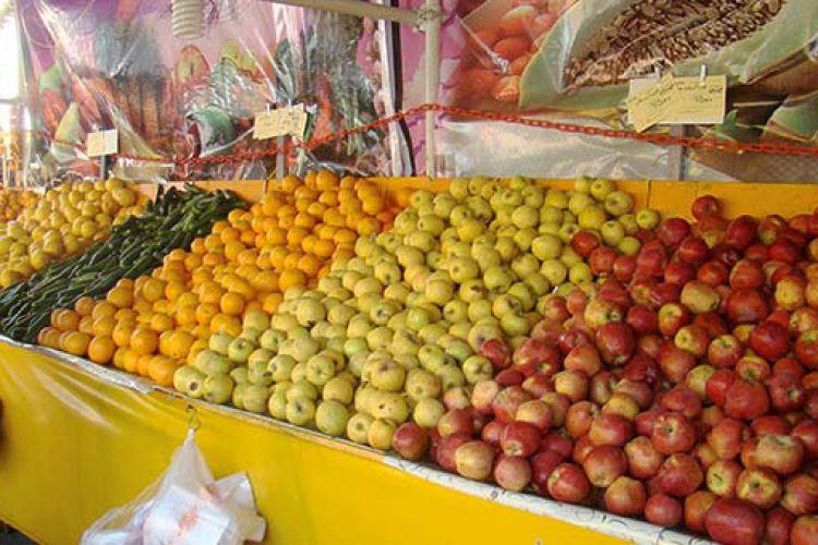 استمرار کاهش نرخ میوه + آخرین نرخ میوه و صیفی