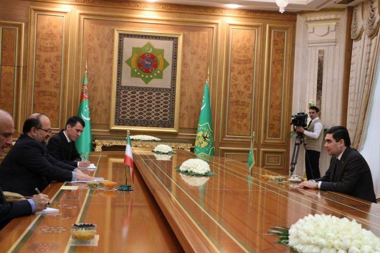 شریعمتداری: فصل جدید مناسبات همه جانبه ایران و ترکمنستان در راه است
