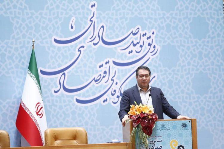 وزیر صمت: صادرات به کشورهای همسایه باید 2 برابر شود