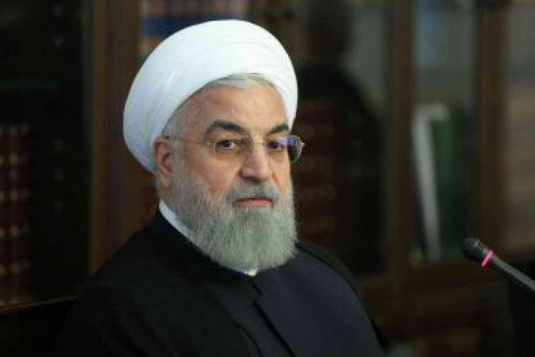 روحانی: ملت ایران در برابر تحریمها قویتر شده است