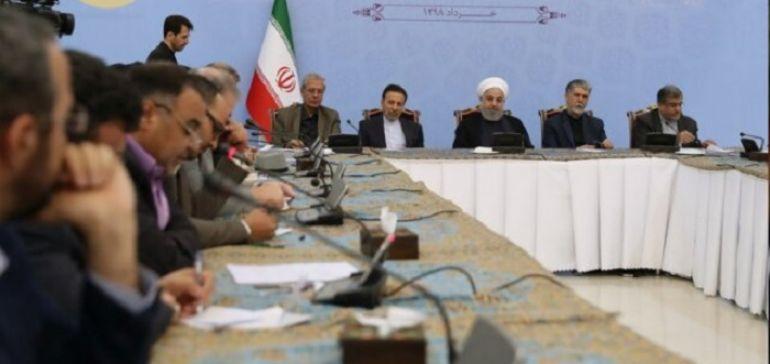 روحانی: ذخیره کالاهای اساسی بهتر از سال قبل است