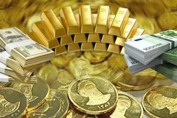 قیمت طلا و سکه امروز 98/04/20